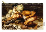 The Snake Charmer Carry-all Pouch