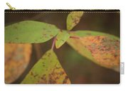 The Soft Intensity Of Fall 6210 H_2 Carry-all Pouch