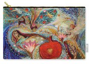 The Song Of Songs. Night Carry-all Pouch