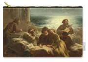 The Song Of The Troubadours Carry-all Pouch