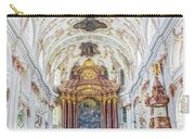 Lucerne's Jesuit Church  Carry-all Pouch