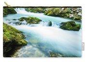 The Soteska Vintgar Gorge, Gorje, Near Bled, Slovenia Carry-all Pouch