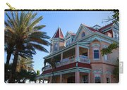 The Southernmost House In Key West Carry-all Pouch