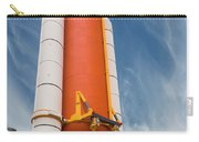 The Space Shuttle Launch System Carry-all Pouch by Jim Thompson