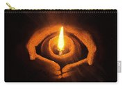 The Spark Of Life Carry-all Pouch by Anastasiya Malakhova
