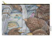 The Sparrows Of San Elizario Carry-all Pouch
