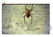 The Spider Waits Carry-all Pouch