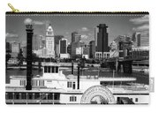 The Spirit Of America And Cincinnati  Carry-all Pouch