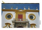 The Spirit Of Sevilla Carry-all Pouch