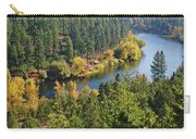 The Spokane River  Carry-all Pouch