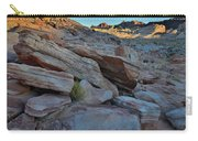 The Spotlight Fades At Valley Of Fire Carry-all Pouch