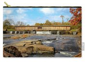 The Square Dance Venue Watson Mill Covered Bridge Carry-all Pouch