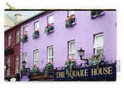 The Square House  Athlone Ireland Carry-all Pouch