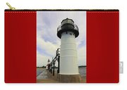 The St. Joseph Lighthouses In Michigan Carry-all Pouch