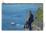 The Stack And The Jack B Cliffs Of Moher Ireland Carry-all Pouch