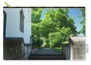 the stairs behind the Gottstatt Monastery church Carry-all Pouch