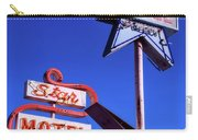 The Star Motel Carry-all Pouch