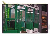 The Starting Gate Display In The Kentucky Derby Museum Carry-all Pouch