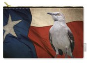 The State Bird Of Texas Carry-all Pouch