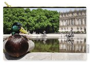 The Stately Duck Carry-all Pouch