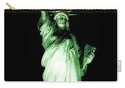 The Statue Of Liberty #2 Carry-all Pouch