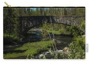 The Stone Bridge At Crawfish Creek Carry-all Pouch
