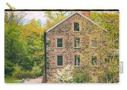 The Stone Mill In Spring Carry-all Pouch