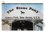 The Stone Pony, Asbury Park Carry-all Pouch