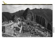 The Stonework Of Machu Picchu Carry-all Pouch