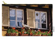 The Stork Has A Delivery - Colmar France Carry-all Pouch