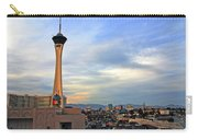 The Stratosphere In Las Vegas Carry-all Pouch
