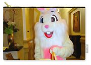 The St.regis Easter Bunny Carry-all Pouch
