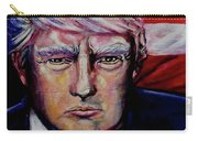 The Strength Of President Donald J Trump Carry-all Pouch
