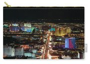 The Strip At Las Vegas,nevada Carry-all Pouch