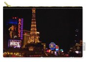 The Strip At Night 1 Carry-all Pouch