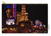 The Strip At Night 2 Carry-all Pouch