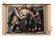 The Stripping Of Jesus Carry-all Pouch