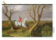 The Suffolk Hunt - Gone Away Carry-all Pouch