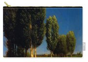 The Summer Day 1881 Carry-all Pouch