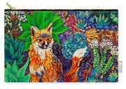 The Sun Fox Carry-all Pouch