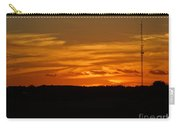 The Sun Has Set In Cape Cod Carry-all Pouch