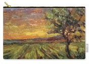 The Sun Rising / El Sol Naciente Carry-all Pouch