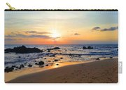 The Sunset Of Maui Carry-all Pouch