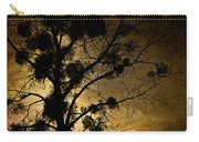 The Sunset Tree Carry-all Pouch