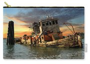 The Sunset Years Of The Mary D. Hume Carry-all Pouch
