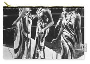 The Supremes, C1963 Carry-all Pouch by Granger