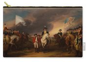 The Surrender Of Lord Cornwallis At Yorktown Carry-all Pouch