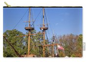 The Susan Constant Carry-all Pouch