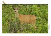 The Talking Doe Carry-all Pouch