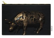 The Tattooed Cow Carry-all Pouch